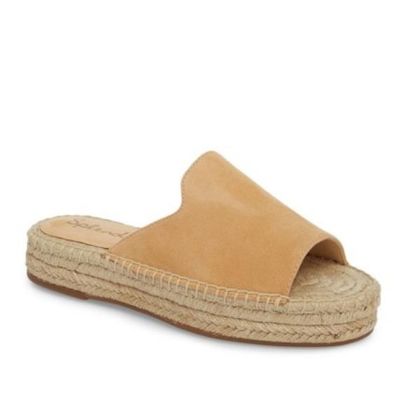 Splendid Shoes - NEW Splendid Franci Espadrille Slide Sandals